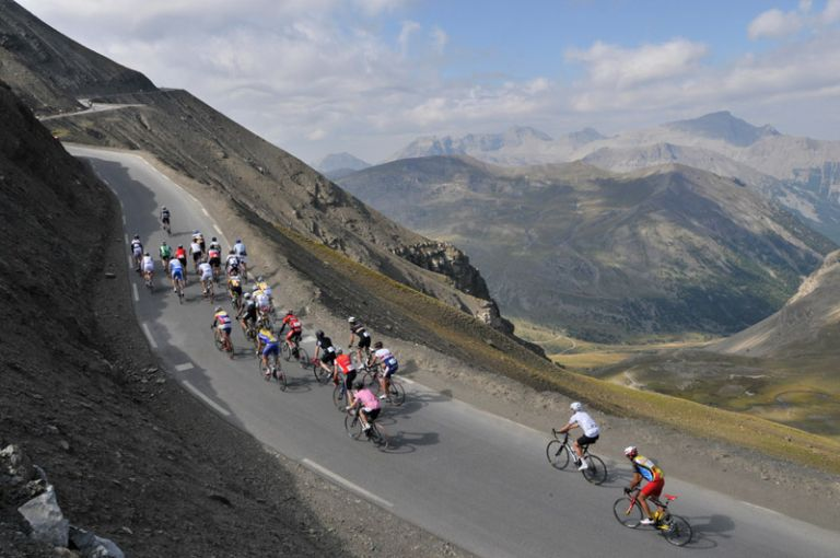 Haute Route Bike Channel Canyon Racing Team
