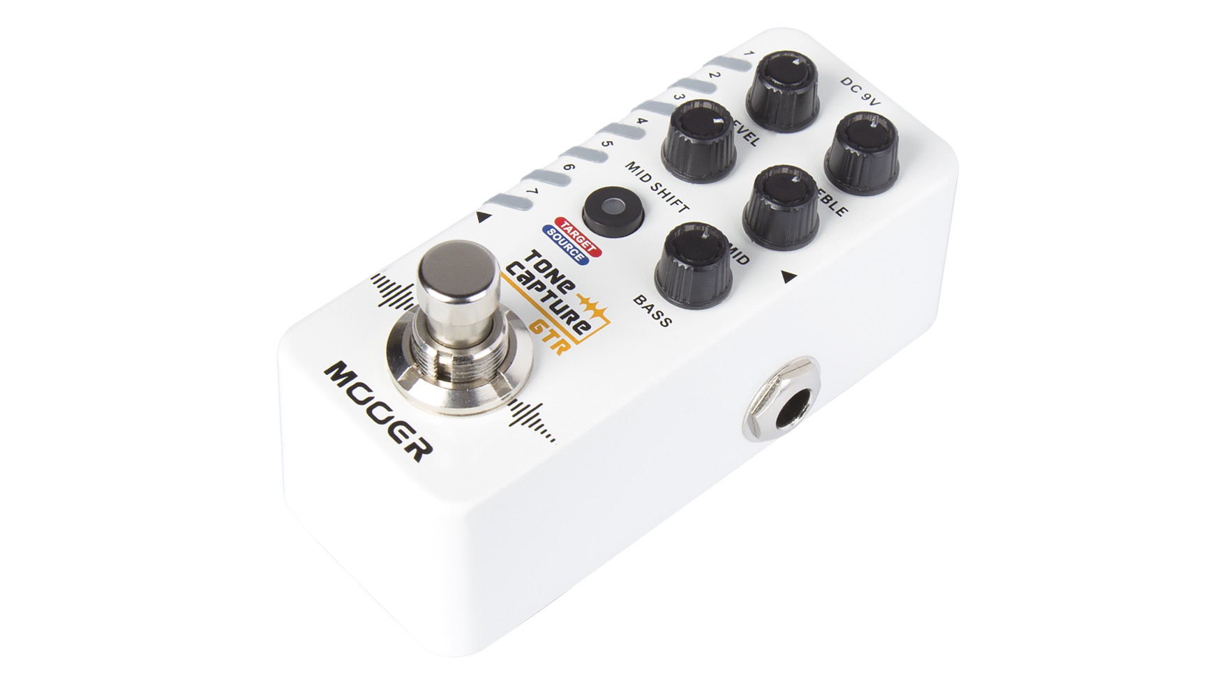 Mooer's Tone Capture samples any guitar with a pick-up | MusicRadar