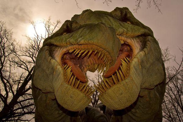 Sex dinosaurier Dinosaurs (TV