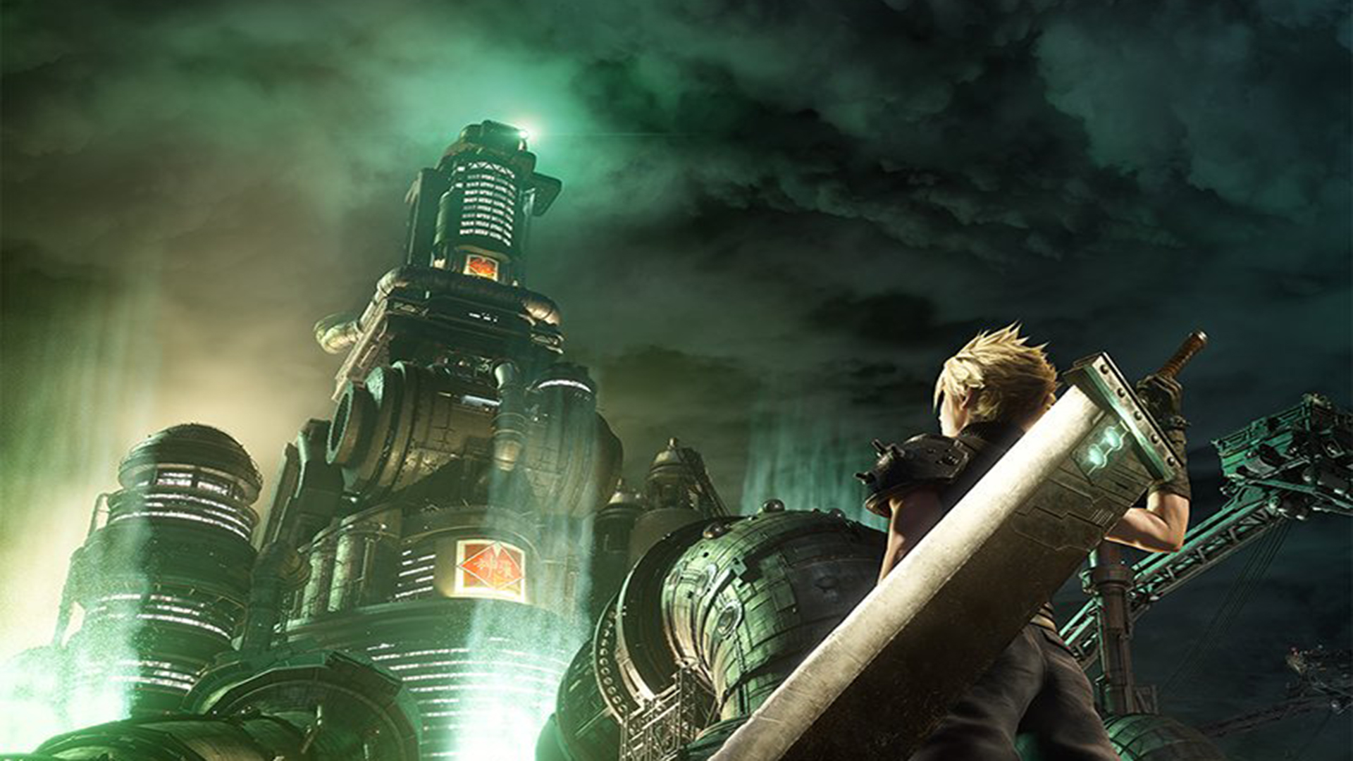 Final Fantasy 7 Remake Celebrates The Anniversary Of The Original