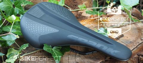 Spank Spike 160 saddle review