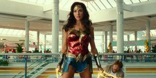 Diana (Gal Gadot) in 'Wonder Woman 1984'