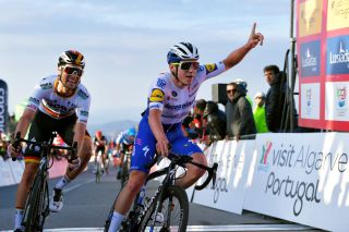 Remco Evenepoel (Deceuninck-QuickStep) wins stage 2 of the 2020 Volta ao Algarve