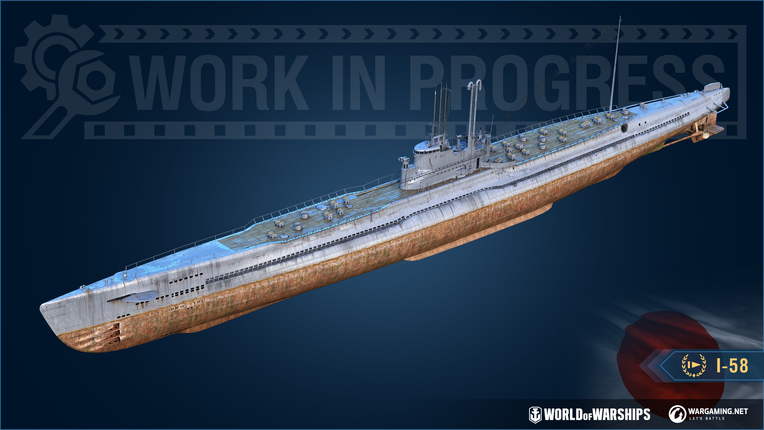 Submarines are sailing into World of Warships | PC Gamer