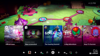 Official Sony video offers exclusive first look at PS5 user experience