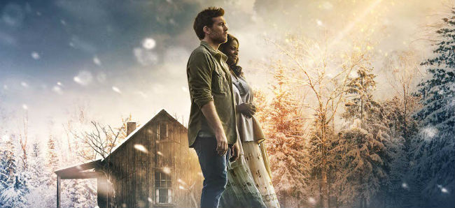 The Shack Poster with Sam Worthington and Octavia Spencer