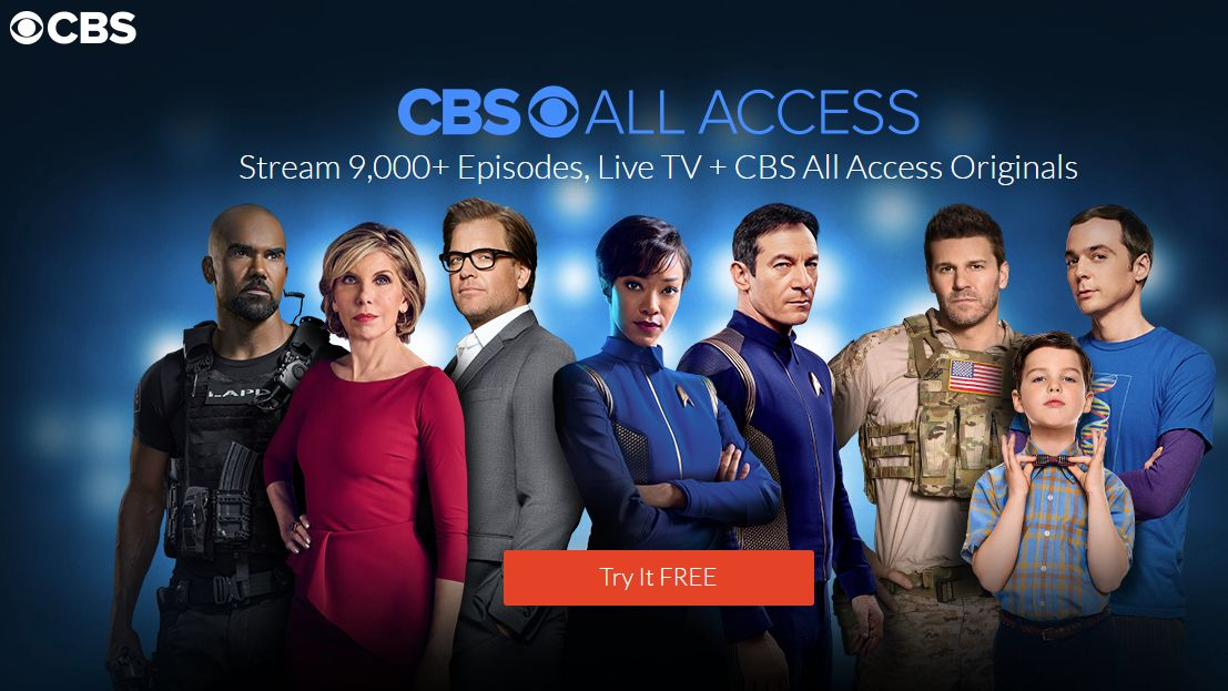 How To Sign Up For Cbs All Access Techradar