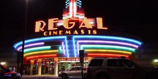 Regal Cinema movie theater