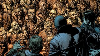 The Walking Dead Deluxe #9