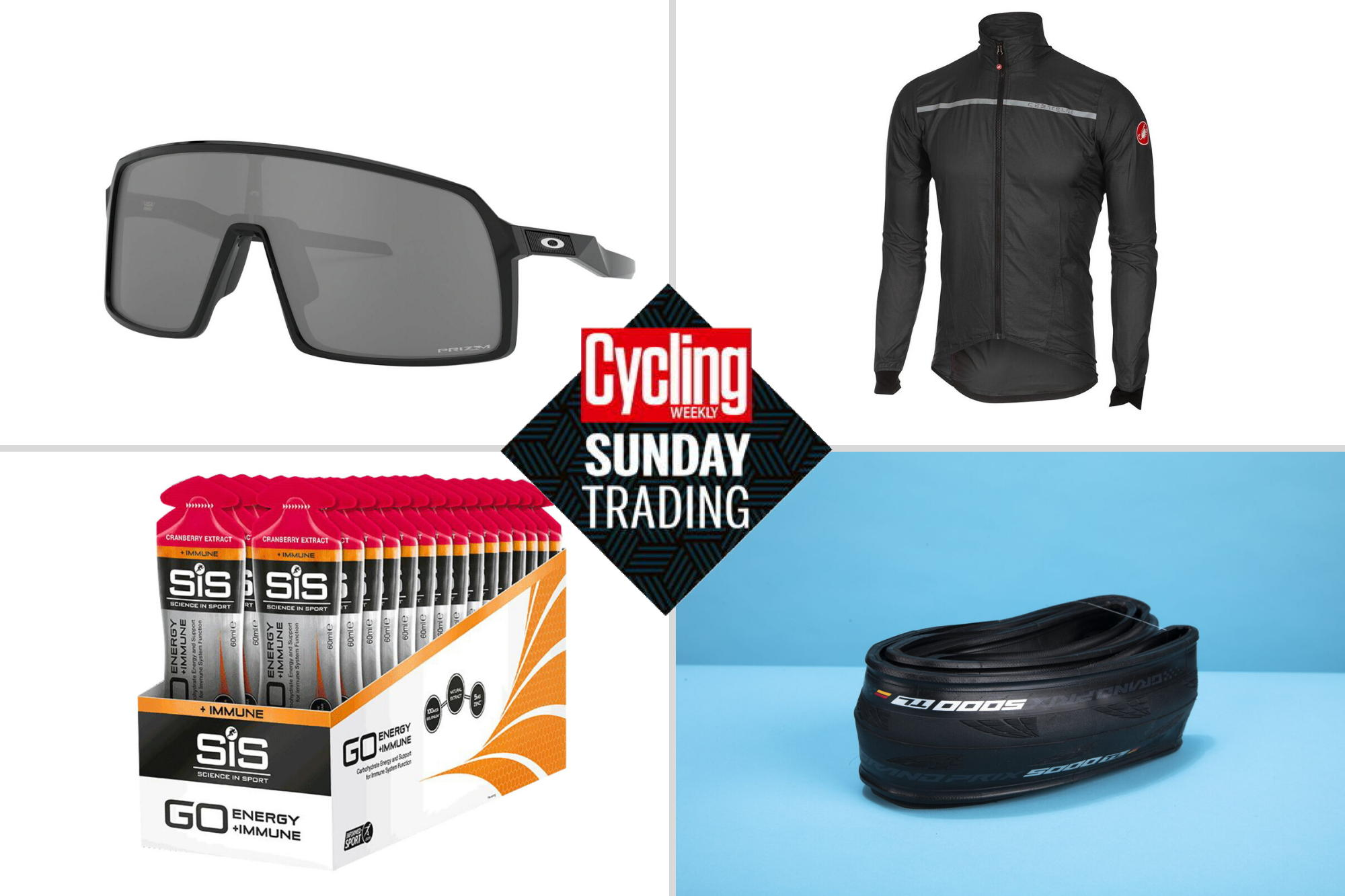 Sunday trading: Oakley glasses for less than £100 and many more deals - Cycling Weekly