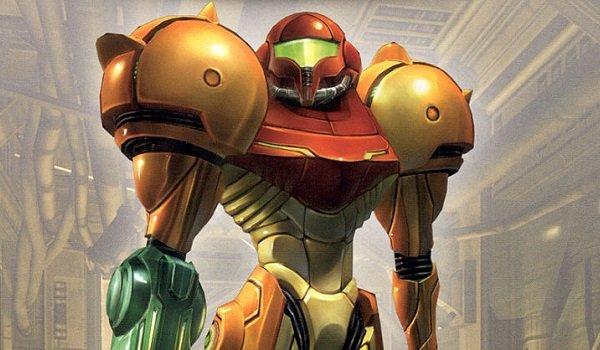 Samus Aran Metroid Prime Gamecube