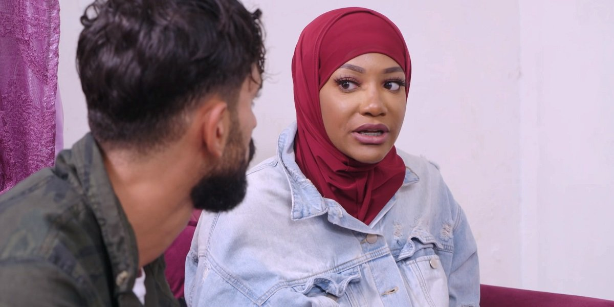 90 Day Fiance's Brittany Shares Intriguing Texts With Yazan Following Explosive Fight