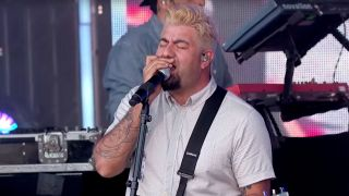 Deftones perform live on Jimmy Kimmell Live