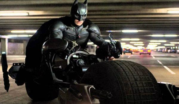 Batpod The Dark Knight