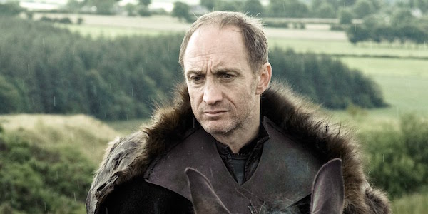 Michael McElhatton as Roose Bolton in Game of Thrones