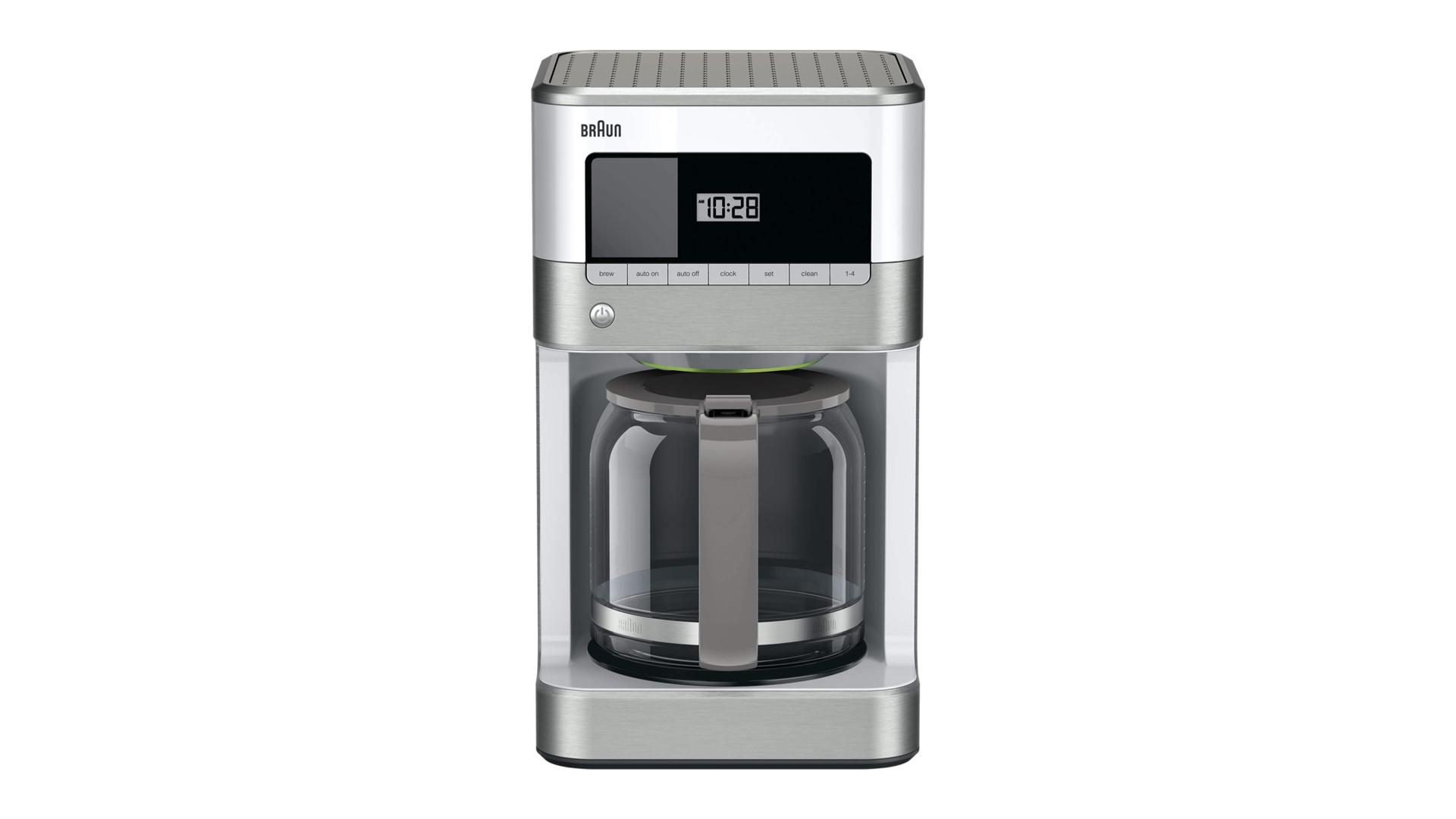 Cafetera Braun BrewSense