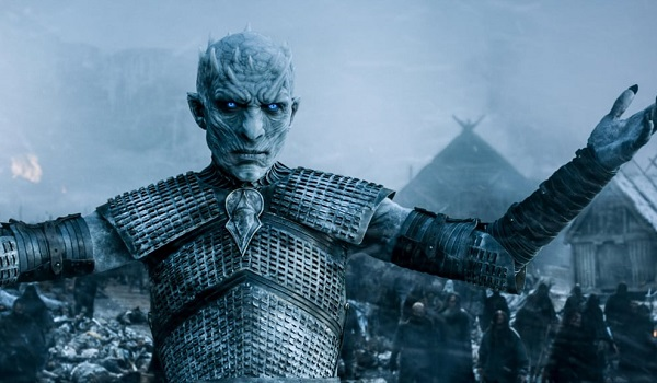 The Night King HBO Game Of Thrones