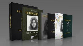 Peter Green The Albatross book