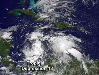 Tropical Depression 18