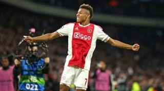 David Neres Ajax Manchester United