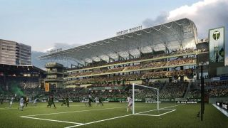 The Portland Timbers and Portland Thorns FC professional soccer clubs have selected Leyard and Lighthouse Technologies for five video screens in their transformed Providence Park stadium in downtown Portland.