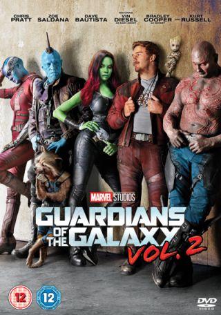 Guardians of the Galaxy Vol. 2 DVD