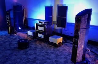 Aaudio Imports makes its CEDIA Expo debut with a $300,000 hi-fi system