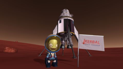 Kerbal space program deal