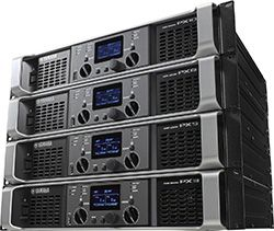 Yamaha New PX Series Amps