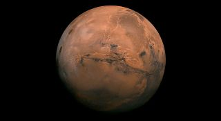 Scientists are still trying to figure out whether Mars shows any traces of life.
