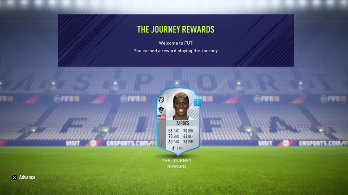 FIFA 18 The Journey 2 Tips: Complete spoilers on its ending, length