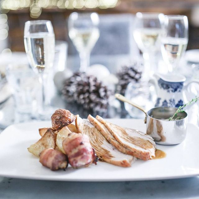 Restaurants open Christmas day The Swan Amersham