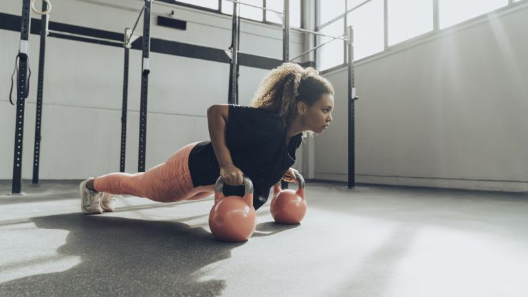 Kettlebell workout: 5 killer moves for a full-body blitz