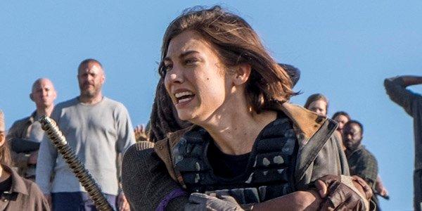 maggie crying walking dead finale