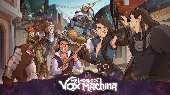 The Legend of Vox Machina animated series: the Critical Role TV show explained
