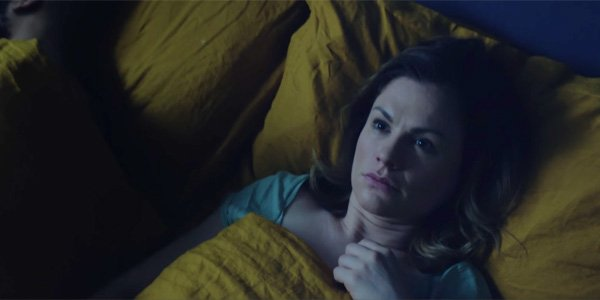 Anna Paquin on Pop's Flack in bed