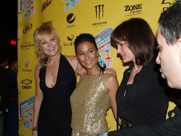 Sxsw In Photos Carla Gugino, Malin Akerman And The Porny -6680