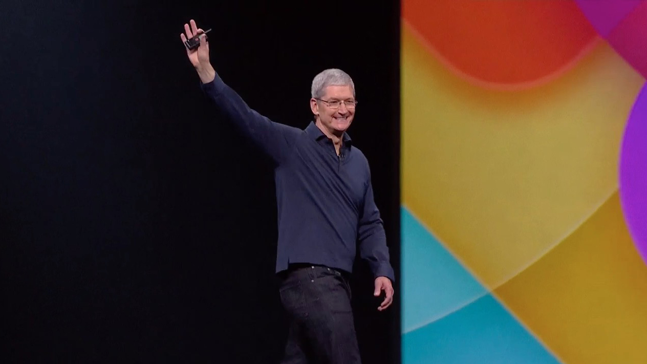 Apple S Tim Cook Ar Has The Ability To Amplify Human Performance Techradar