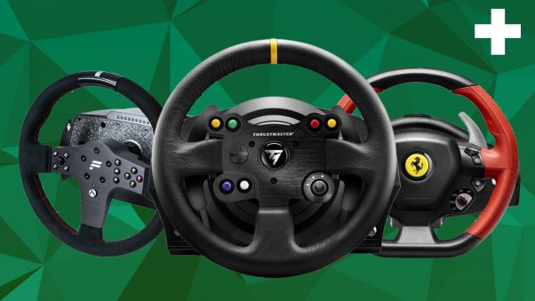 Best Xbox One steering wheels in 2019 | GamesRadar+