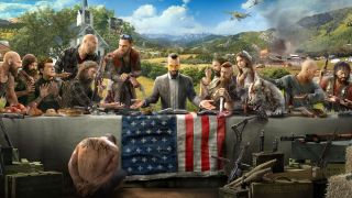 far cry 5 promotional art