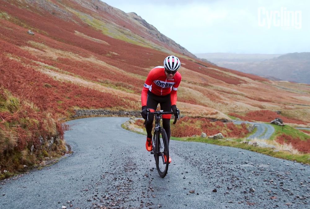 How to climb Honister Pass: East to West (video)