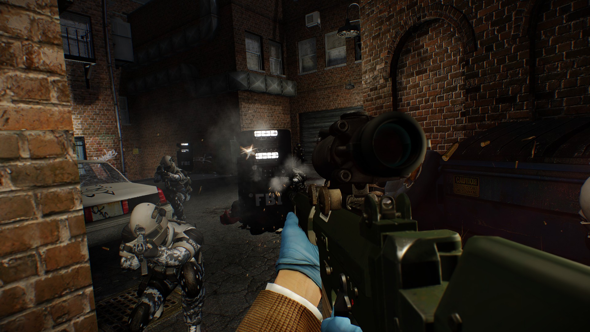 PAYDAY 2 Death Wish DLC Launching Today With New Difficulty Level #30711