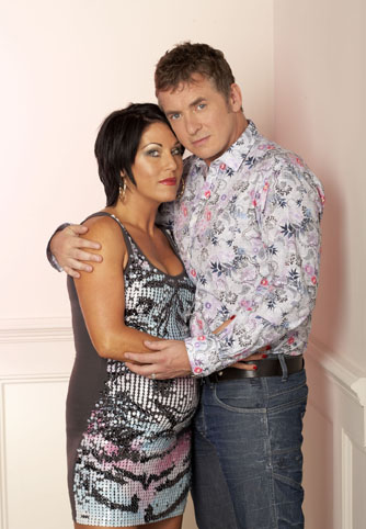 Baby swap, Shane & Jessie on soap awards shortlist