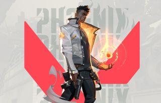 Valorant Phoenix Character