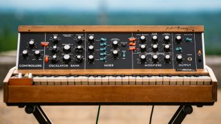 The Bob Moog Foundation launches its latest synth raffle