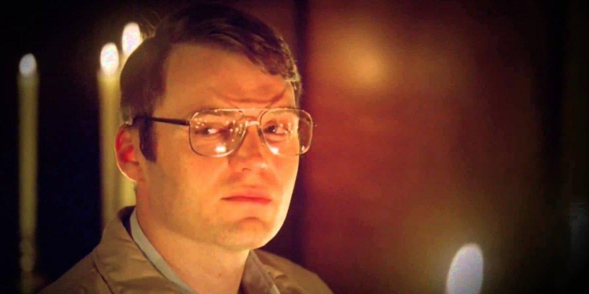 Seth Gable as Jeffrey Dahmer in American Horror Story