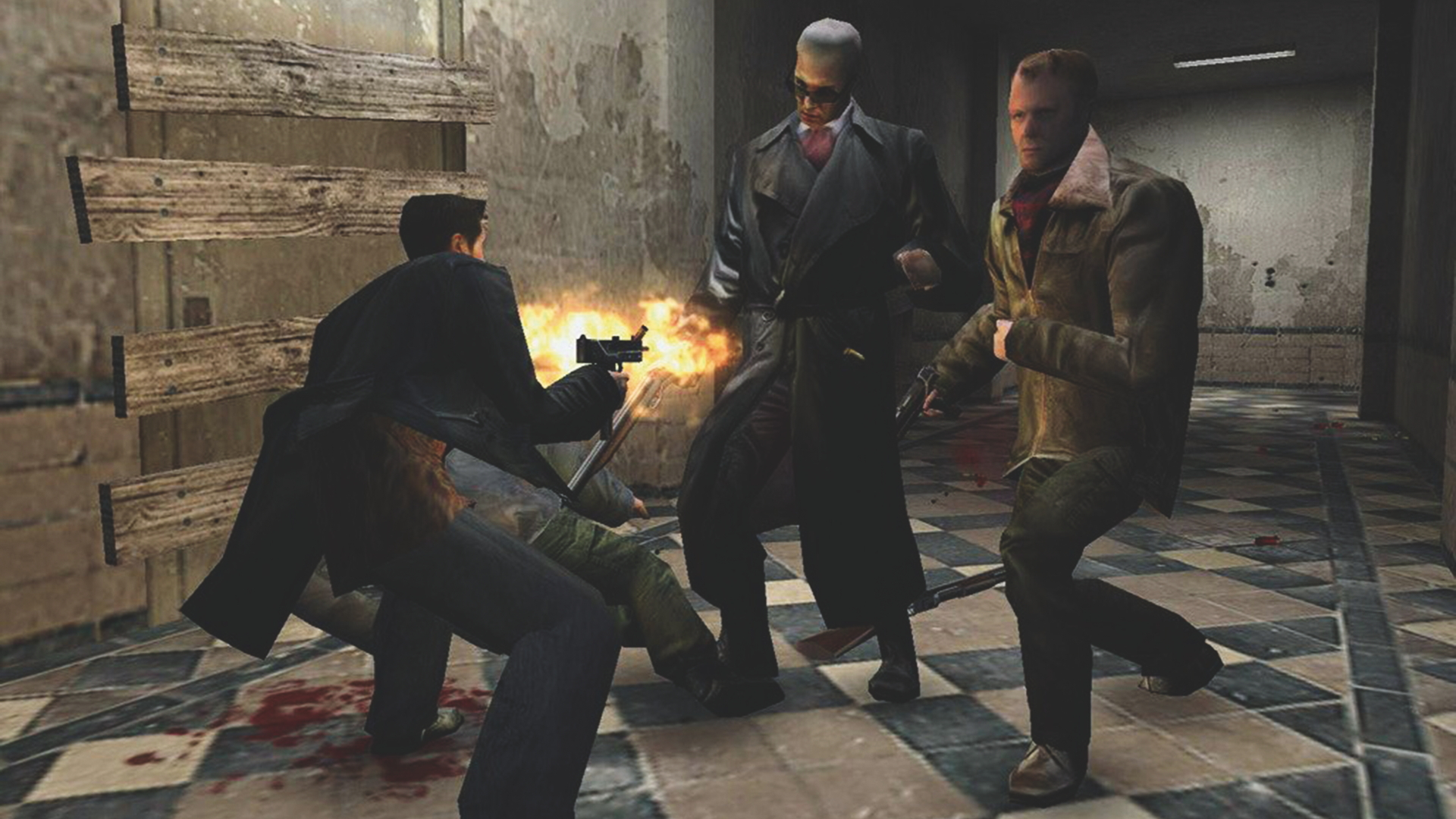 One Of Max Payne S Greatest Moments Is Its Own Weird Version Of