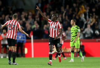 Brentford v Forest Green Rovers – Carabao Cup – Second Round – Brentford Community Stadium