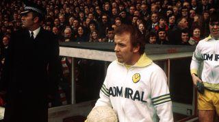 Leeds United pantomime 1974