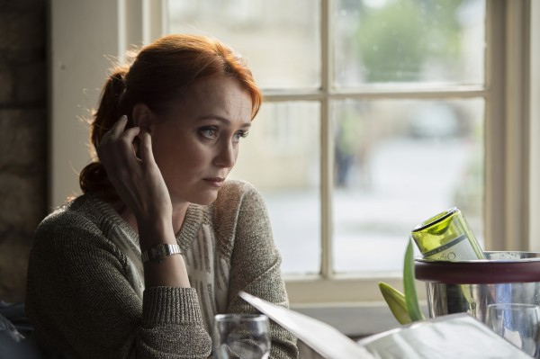 Keeley Hawes in The Casual Vacancy (BBC)
